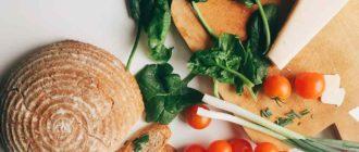 салат весенний бриз