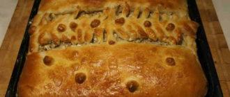 начинки для дрожжевого пирога