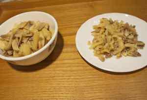 начинка для тарталеток с грибами