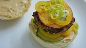 как сделать бургер в домашних условиях