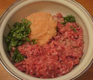 как приготовить фаршированные кабачки с мясом