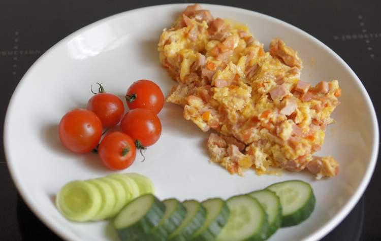 Завтраки для любимого сына